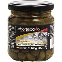Sabor Español - Alcaparras - Encurtidos vegetales ácidos