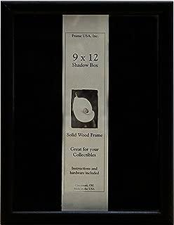 product image for Frame USA Shadow Box Elite Series 9x12 Frames (Black)