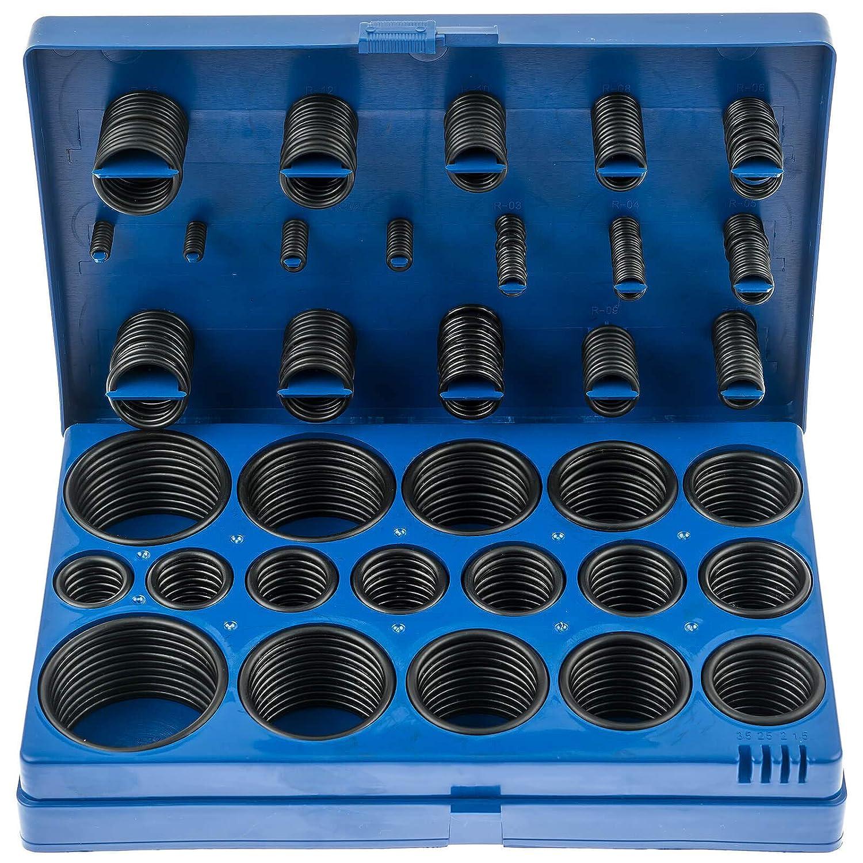 O-Ring Assortment 419 Pc METRIC Profesional Universal Seal Gasket Tool Set