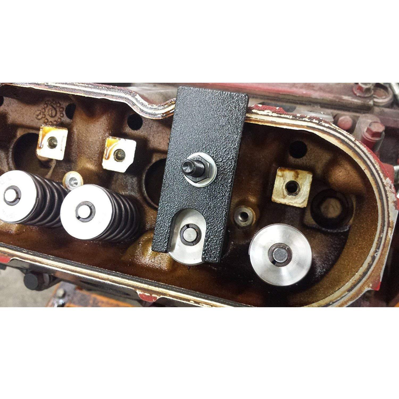 E-cowlboy Valve Spring Compressor Tool Engine for GM LS LSX LS1 LS2 LS3 LS6 LS7 LS9 LQ4 LQ9