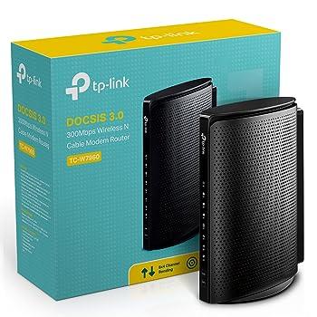 TP-Link TC-W7960 DOCSIS3.0 300Mbps dsl modem