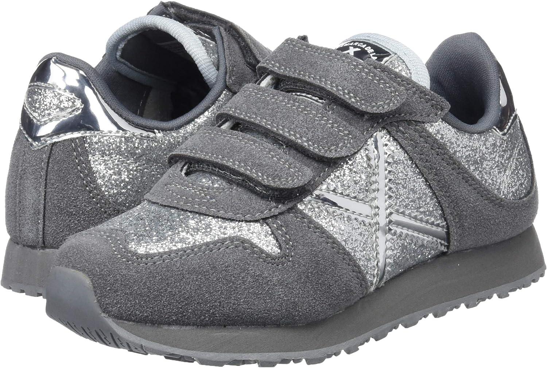 Munich Mini Massana Vco, Zapatillas Unisex Niños, Plateado (Gris/Plateado 289), 30 EU: Amazon.es: Zapatos y complementos