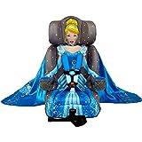 Disney KidsEmbrace Combination Toddler Harness Booster Car Seat, Cinderella Platinum