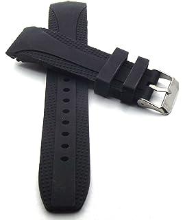 Uhrenarmband Ersatzband Kautschuk passend zu Festina F16838 F16604//1