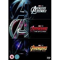 Avengers Triplepack [2018]