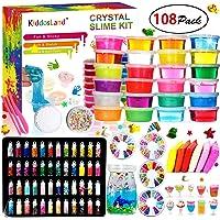 DIY Slime Kit - 24 Colores Kit