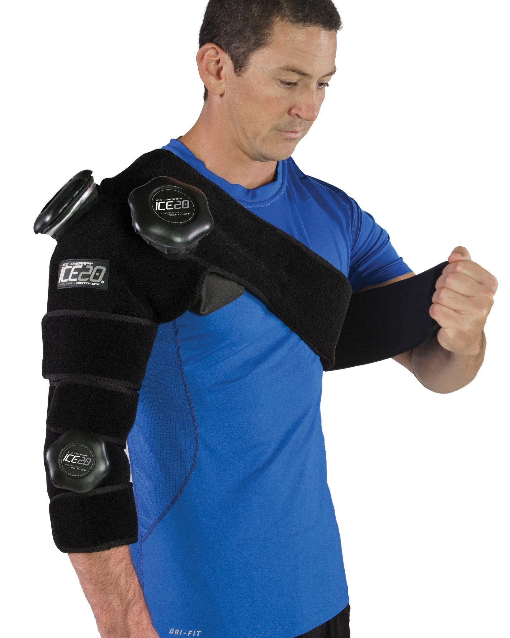 Ice20 Bownet Combo Arm Ice Compression Wrap (Ice-Combo Arm) by ICE20 (Image #4)