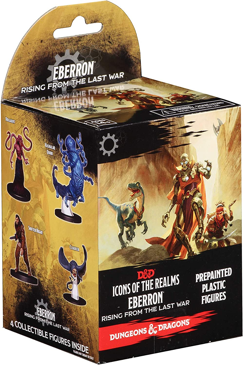 WizKids D&D Icons of The Realms: Eberron: Rising from The Last War Booster