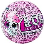 Boneca Lol 7 Surpresas Pets Candide Rosa