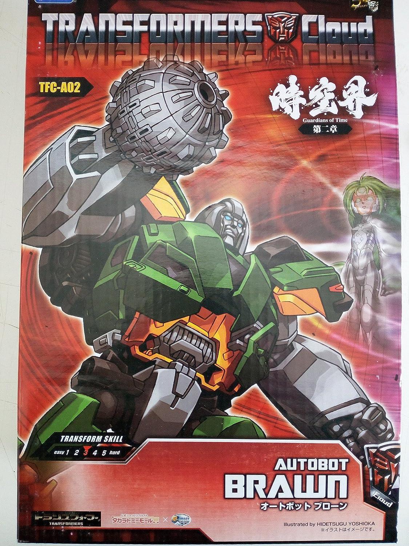 primera vez respuesta Transformers Cloud tfc-a02 Autobot Brawn TAKARATOMY TAKARATOMY TAKARATOMY Action Figures Robots  compra en línea hoy