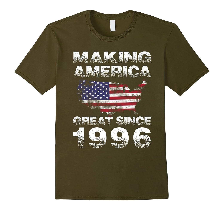 21st Birthday Gift Ideas for Men/ Women - 21 Years Old Shirt-4LVS