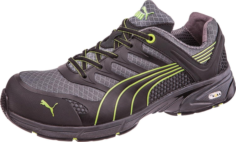 b3c6b32dfd4e0 Puma 642520-809-39 Fuse Motion Chaussures de sécurité Low S1P HRO SRA  Taille 39 Vert