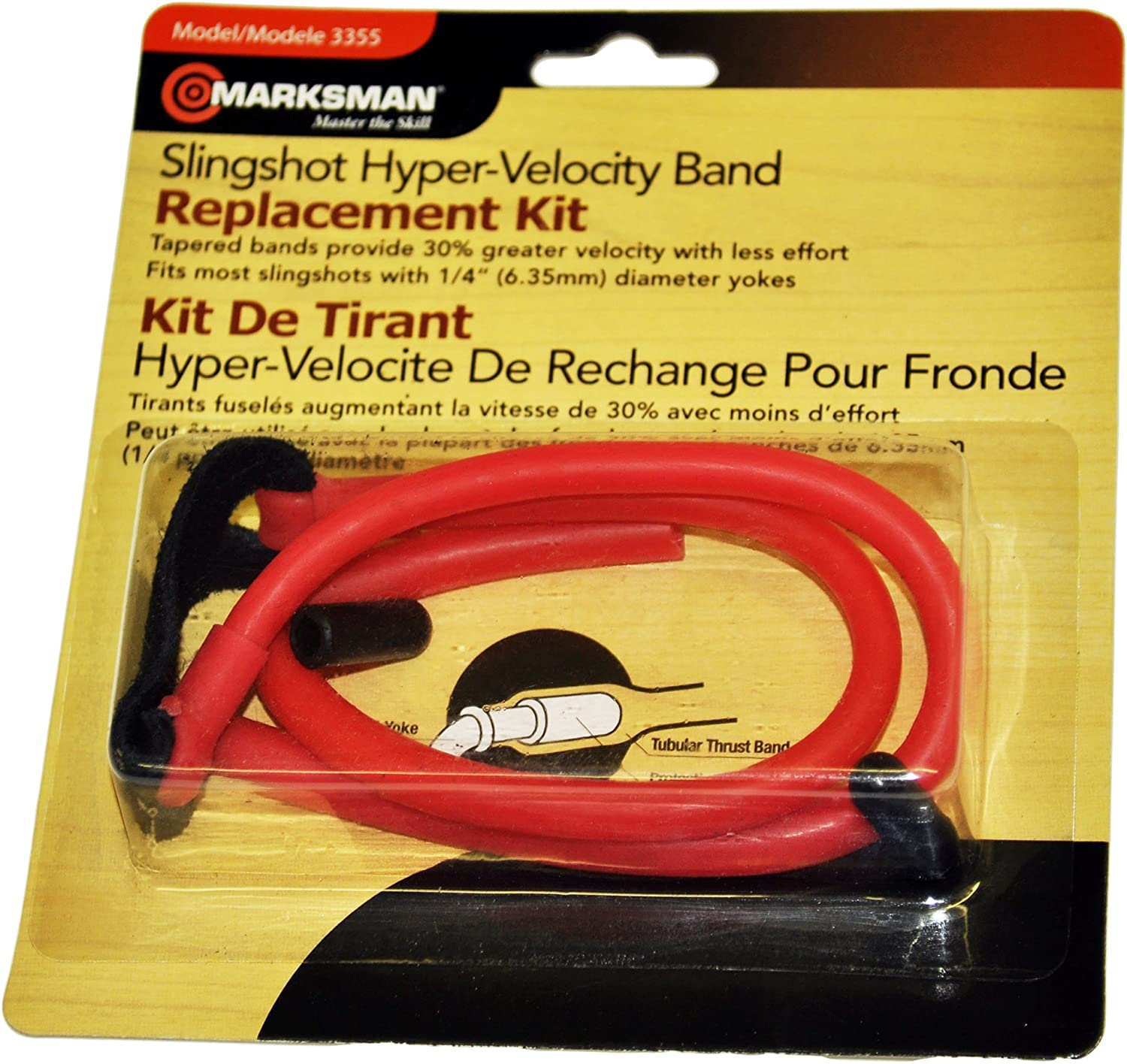 Marksman 3330 Repl.Band Kit 3006-3040