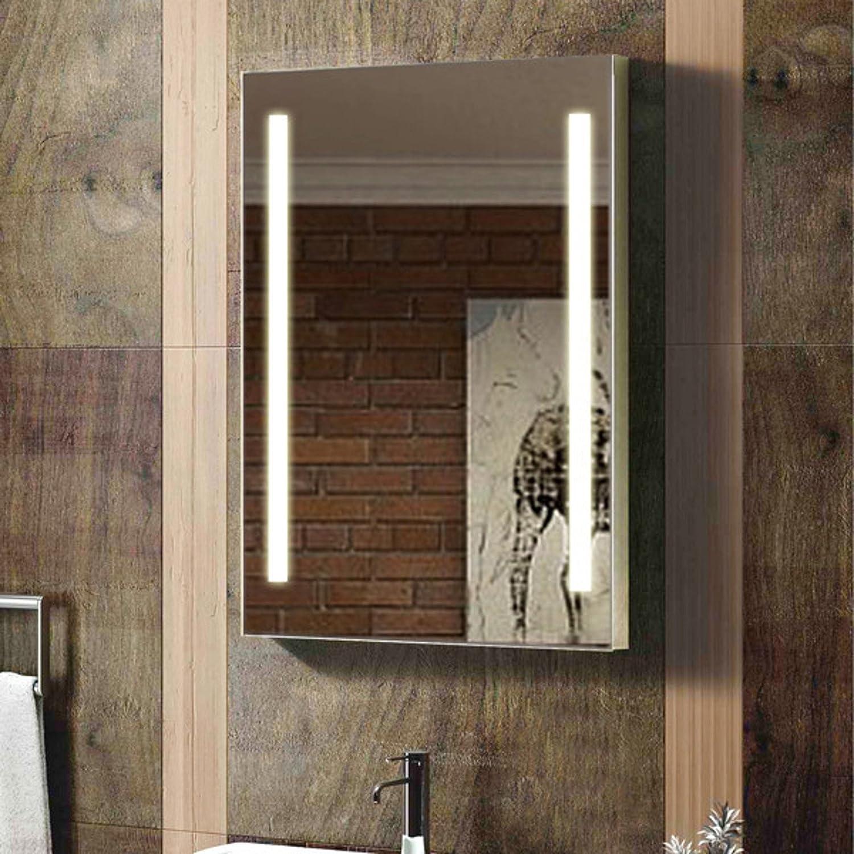 Amazon.com: ENKI 500 x 700 mm Backlit Illuminated Bathroom Wall LED ...