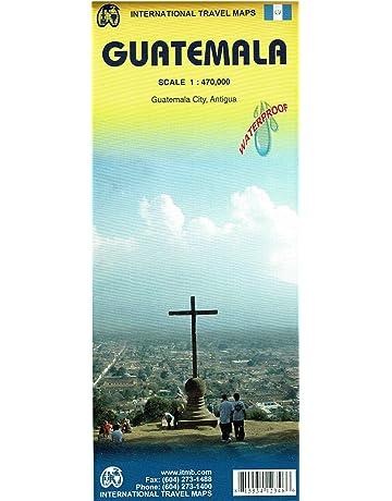 Guatemala, Guatemala City, Antigua