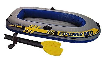 Amazon.com: Intex Explorer Pro 200 - Juego de barcos ...
