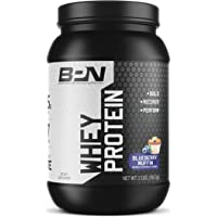 Bare Performance Nutrition, Whey Protein Powder, Meal Replacement, 25G of Protein, Excellent Taste & Low Carbohydrates…