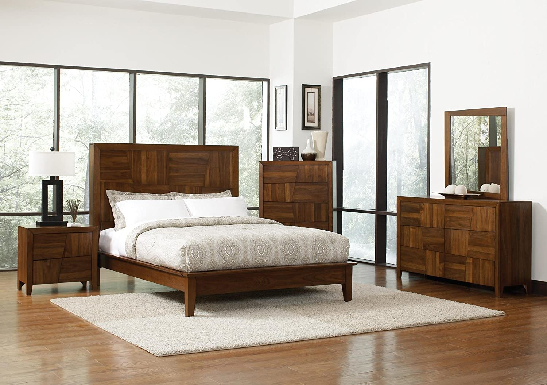 Amazon.com: Coaster Home Furnishings Contemporary Dresser, White ...