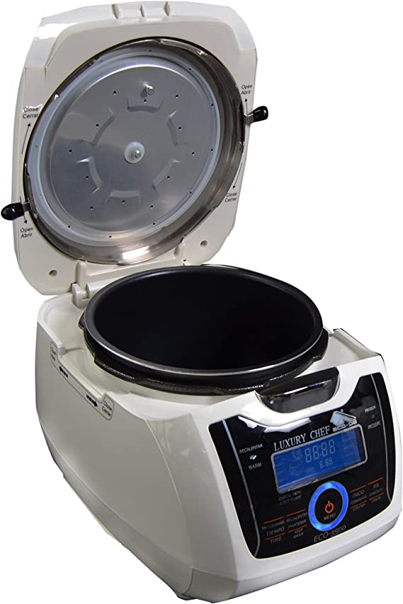 ECO-DE Luxury Chef - Robot de cocina: Amazon.es: Hogar
