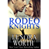 One Knight in Vegas (Rodeo Knights Book 3)