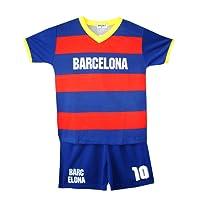 Enfants - Ensemble maillot & short de football été