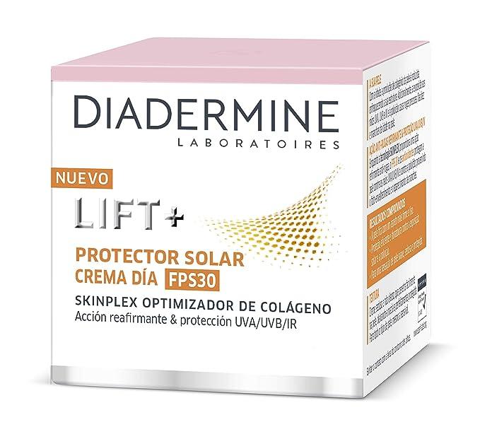 Diadermine - Neceser Crema Lift+ Protección Solar y toallitas desmaquillantes hidratantes (1 Pack): Amazon.es: Belleza