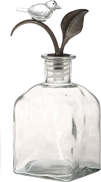 One Allium Way Dabney 3 Piece Bird Stopper Decorative Bottle Set