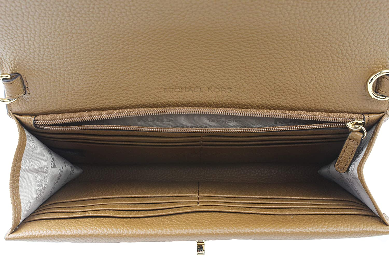 Amazon.com: michael kors Karson embrague portafolios de piel ...