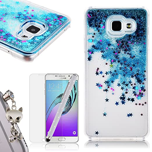 20 opinioni per WeLoveCase 4 In 1 Custodia Per Samsung A3 2016 Galaxy A3 2016 Rigida Cover
