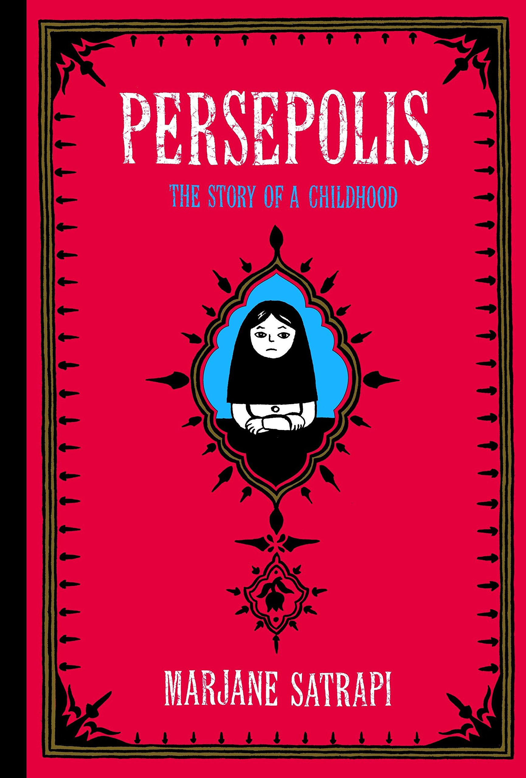 Persepolis The Story Of A Childhood Amazon It Satrapi Marjane Libri In Altre Lingue
