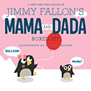 Jimmy Fallon's MAMA and DADA Boxed Set