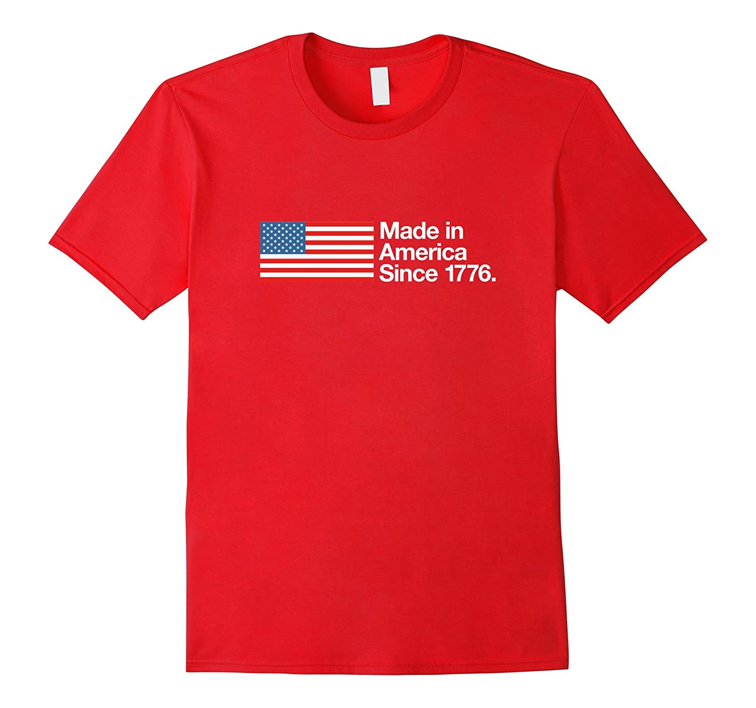 Happy 4th July Independence Day Made in USA Tshirt-PL