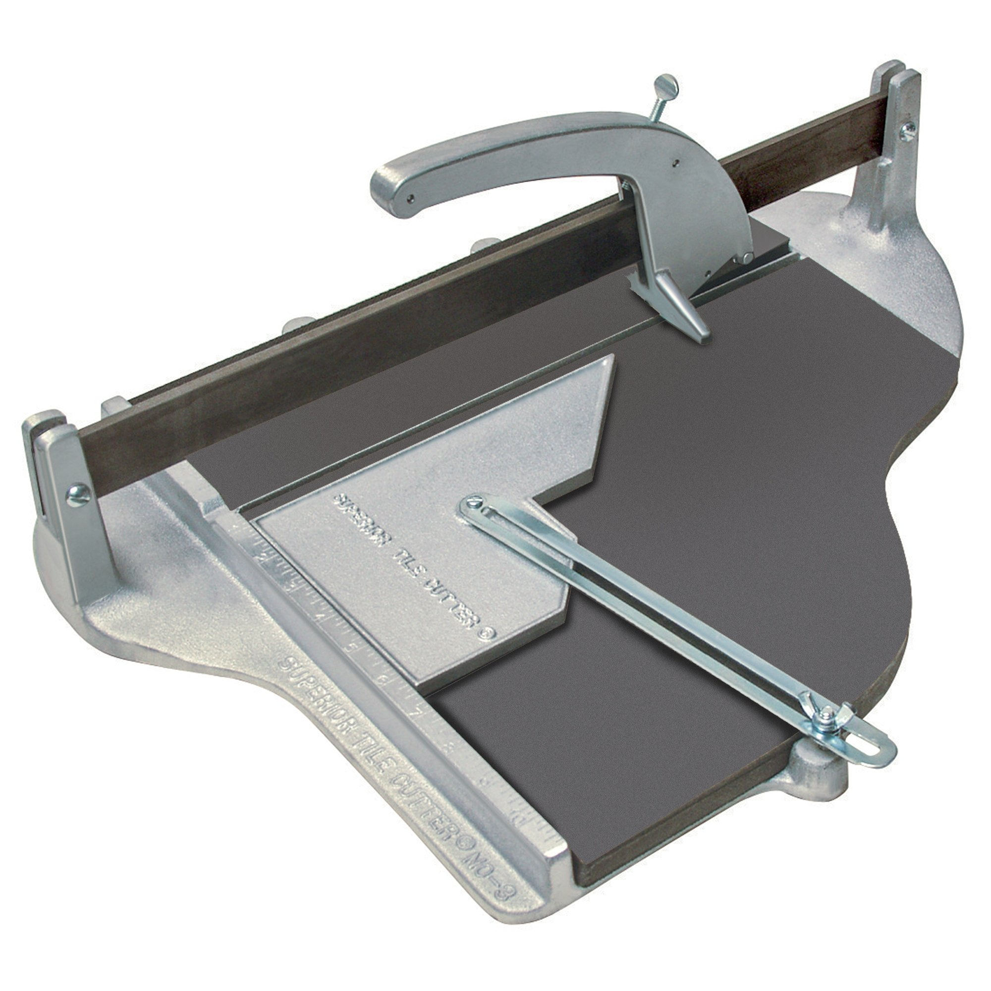 Kraft Tool ST007 Superior Tile Cutter and Tools Jumbo Tile Cutter with Carbide Cutting Wheel