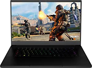 "Razer Blade 15: World's Smallest 15.6"" Gaming Laptop - 60Hz Full HD Thin Bezel - 8th Gen Intel Core i7-8750H 6 Core - NVIDIA GeForce GTX 1060 Max-Q - 16GB RAM - 256GB SSD - Windows 10 - CNC Aluminum"