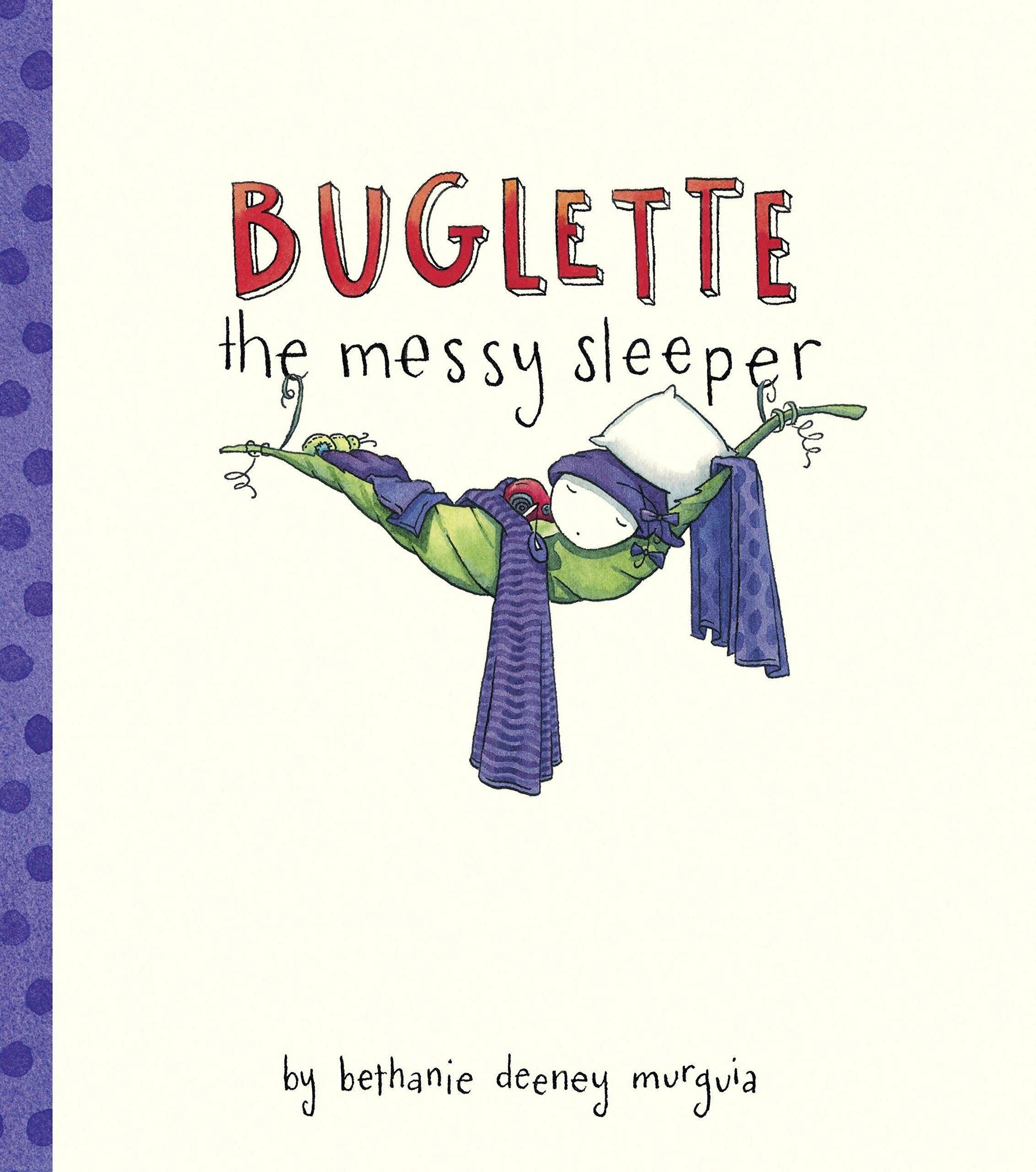 Buglette, the Messy Sleeper ebook