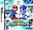 Mario and Sonic at the Olympic Winter Games - Nintendo DS