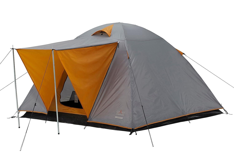 Grand Canyon PHOENIX M Tente trekking 3 personnes Gris/sable 220 x 220 x 135 cm   B00387517O