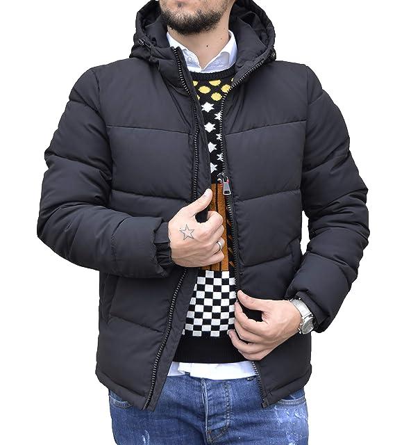 giacca parka uomo bomber