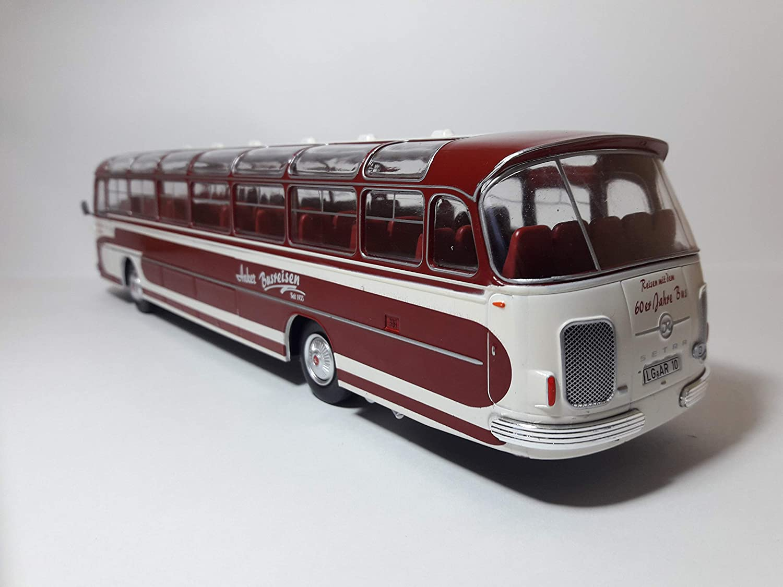 Desconocido 1//43AUTOBUS Bus SETRA S14 1961 Anker BUSREISEN
