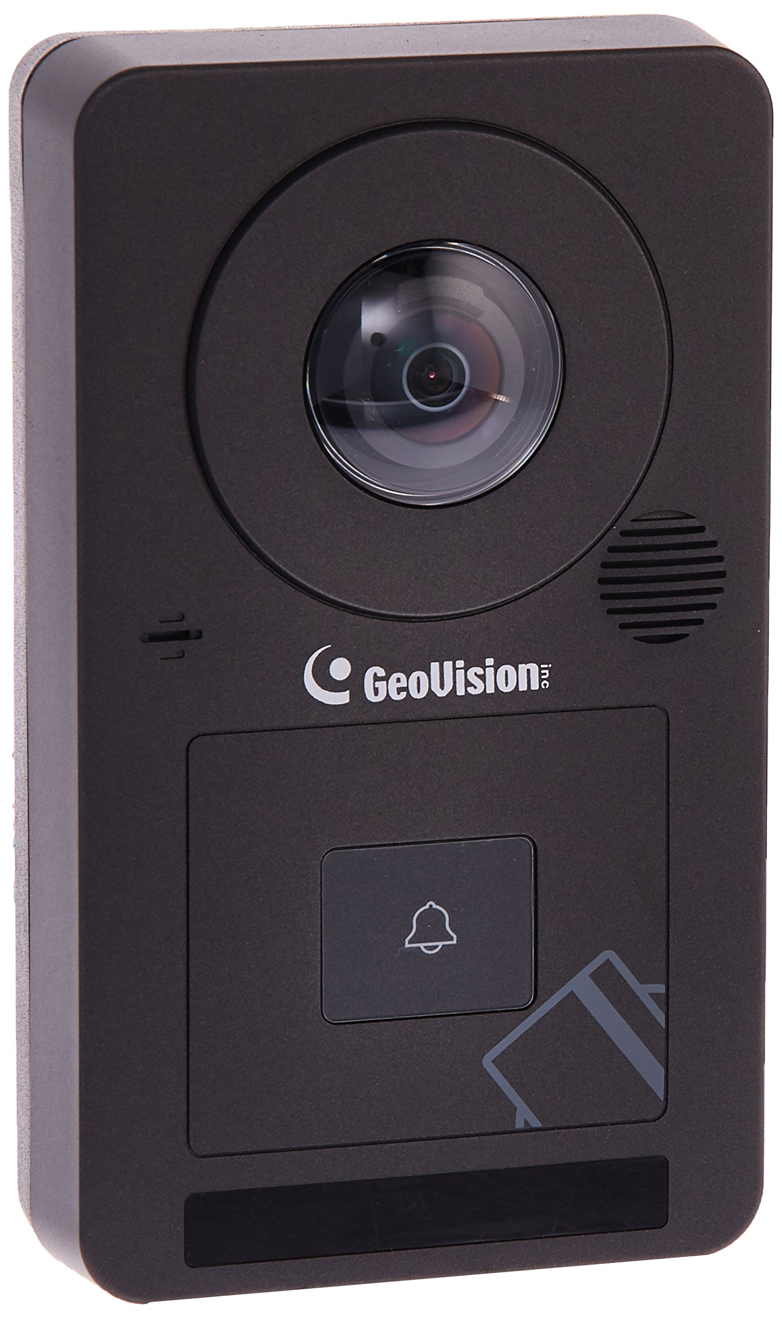 GeoVision GV-CS1320 2MP H.264 Camera Face Detection Access Controller with 180-degree panoramic lens and built-in 13.56 MHz Reader by GeoVision