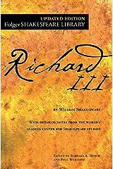 Richard III (Folger Shakespeare Library) Kindle Edition