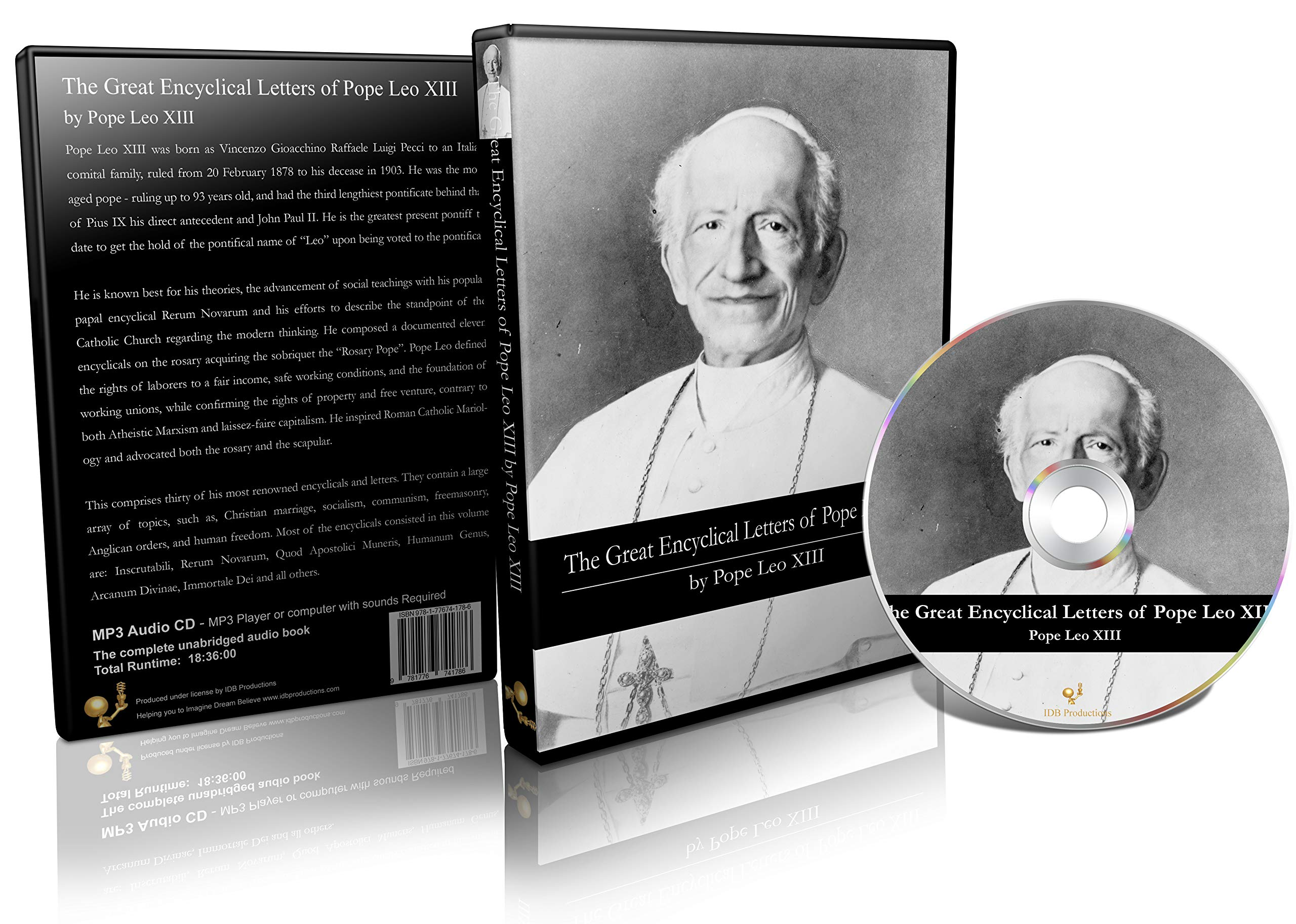 The Great Encyclical Letters of Pope Leo XIII pdf epub