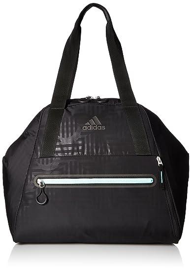 : adidas Studio Hybrid Tote Bag, un tamaño, negro / fácil