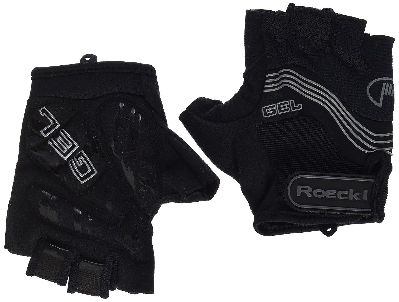 Sport Roeckl Imajo Fahrrad Handschuhe kurz schwarzgrau 2015