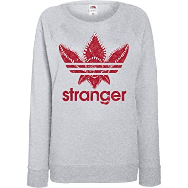 new concept 9eaad 8b2a0 TRVPPY Damen Pullover Sweater Modell Stranger in versch. Farben, Gr. XS-XXL