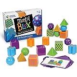 Learning Resources Juego para el Pensamiento crítico Mental Blox, Multicolor
