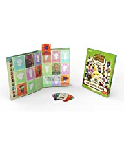 Nintendo - Pack De 3 Tarjetas Amiibo Animal Crossing HHD + Album