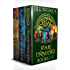Fae Unbound Series Box Set Edition: Books 1-3 (Fae Unbound Teen Young Adult Fantasy Series Book 0)