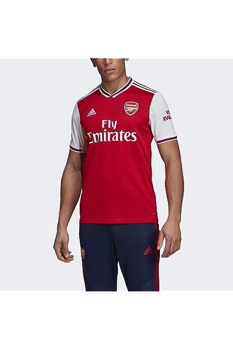Amazon.com: adidas Men's Soccer Arsenal Home Jersey : Sports ...