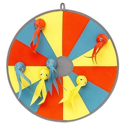 IKEA 503.853.64 Lustigt Dart Game: Toys & Games